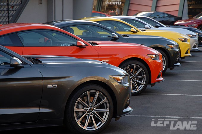 Review – 2015 Ford Mustang