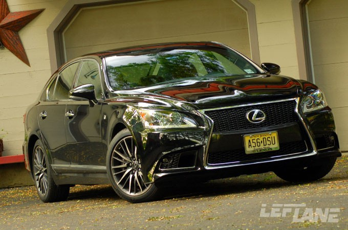 Review – 2014 Lexus LS F-Sport