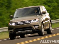 Review – 2014 Range Rover Sport
